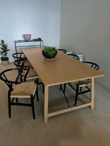 Dining setting X6 chairs
