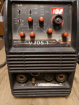 Lincoln Electric V205 Tp-2vwelder Lincoln Invertec Defectivefor Parts