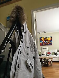 Winter Ladies warm coat red or white tags small