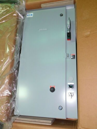 NEW EATON ECN5432CAA FREEDOM PUMP PANEL 3R WITH DISCONNECT SWITCH