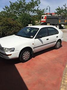 1995 Toyota Corolla Hatchback Taylors Lakes Brimbank Area Preview