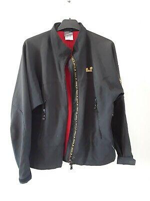 Jack Wolfskin Mens Jacket XL Black