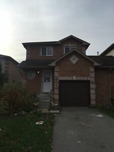 Courtney Cres....3 Bedrooms, Fenced Yard...Avail. NOW