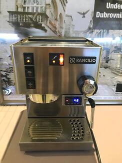 Rancilio Silvia Expresso Machine