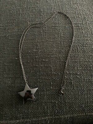 Star Long Necklace Used Unwanted Costume Jewellery Fancy Dress Stylish Chunky for sale  Shipping to South Africa