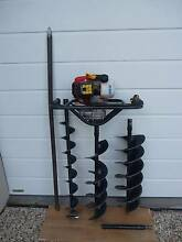 petrol post hole digger - 3 days hire only $ 60 - can deliver Upper Mount Gravatt Brisbane South East Preview