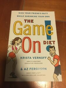 The Game On Diet Book