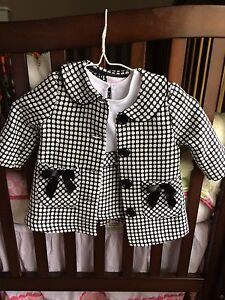 6-9 month dress and jacket