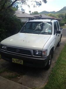 Toyota hilux Mullumbimby Byron Area Preview