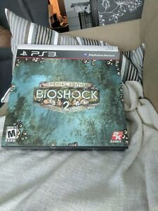 Bioshock 2 PS3 Collectors Edition