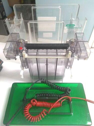 Bio-Rad Protean II xi 97BR Electrophoresis Cell Vertical 16cm Gel Unit 1000VDC
