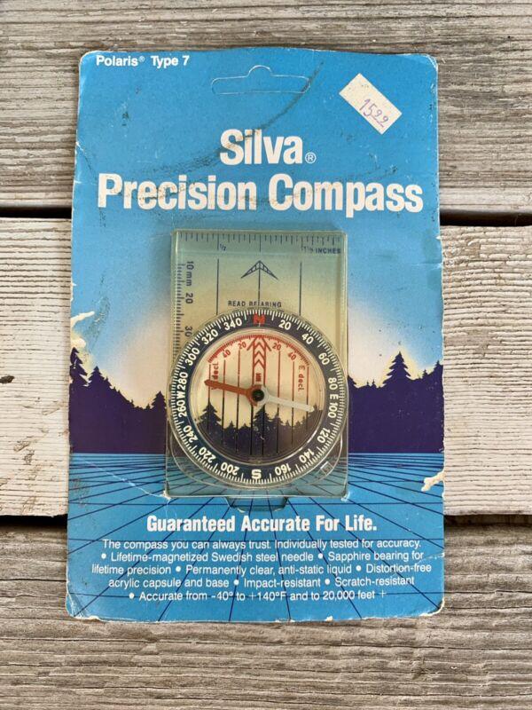 Silva Precision Compass Polaris Type 7 - Guaranteed Accurate For Life!!!