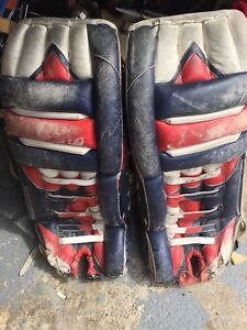 Brian's Ice Hockey Goalie Pads (adult)