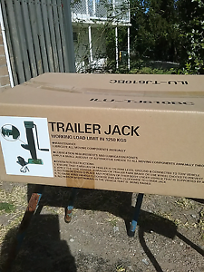 Trailer jack Nords Wharf Lake Macquarie Area Preview