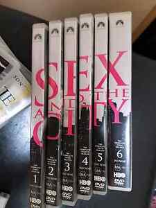 Sex and the city complete series dvd Dianella Stirling Area Preview
