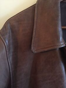 Eddie Bauer Leather Jacket London Ontario image 3