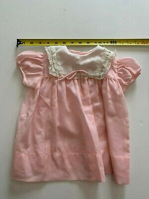 Vintage Pink Baby Dress for sale  Shipping to India