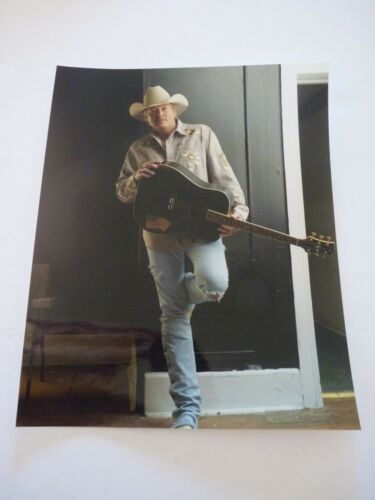 Alan Jackson Country Music 8x10 Color Promo Photo