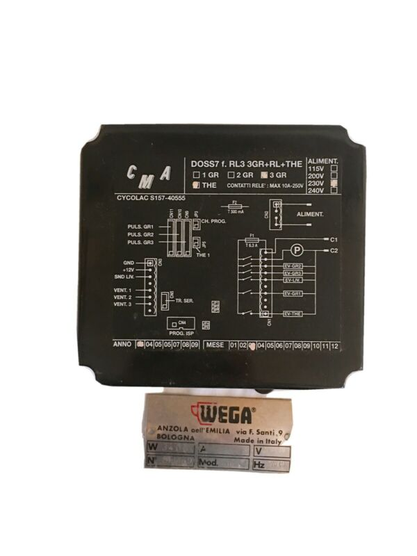 Wega Espresso Machine Electric Board