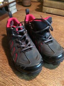 Shimano spd shoes size 6.5 womens