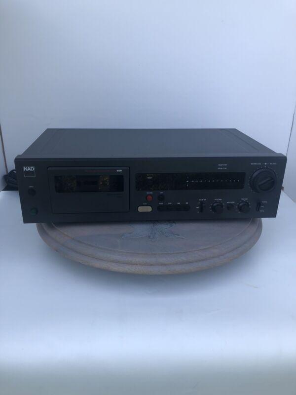 NAD 6100 Monitor Series cassette deck