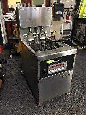 Henny Penny Oea 341.0 Electric Auto Lift Open Fryer - Used