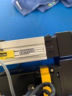 Parker Daedal 404100xrmsd2h7 Linear Slide W Cm230gj-114087 Motor