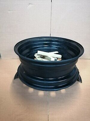 10 Steel Wheel Log Burners Fire Pits Upcycled Bulk buy to suit campsites