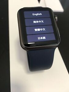 Apple Watch Sport 42mm Space Grey Chatswood Willoughby Area Preview