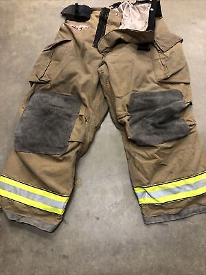 Mfg 2008 Globe Gxtreme 46 X 30 Bunker Pants Turnout Pants Firefighter Gear