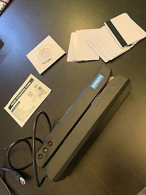 Deftun Msr605x Magnetic Stripe Card Reader Writer Encoder