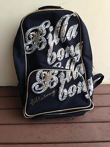 Billabong Backpack & Lorna Jane Gym Bag Scarborough Stirling Area Preview