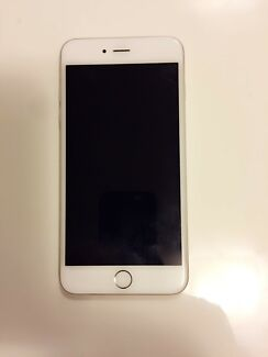 Wanted: IPhone 6 Plus - Silver - 64GB