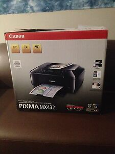 Cannon PIXMA printer/scanner