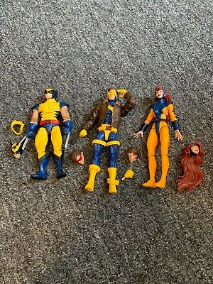 Marvel Legends Love Triangle 3-Pack