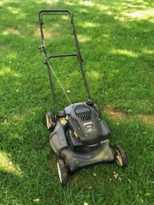 Craftsman lawnmower - Kohler engine