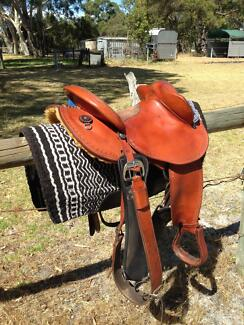 Drafter stock saddle