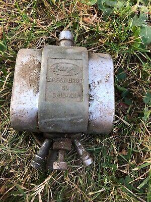 Surge Babson Bros Co. Chicago Milking Machine Pulsator S Vintage 1940s