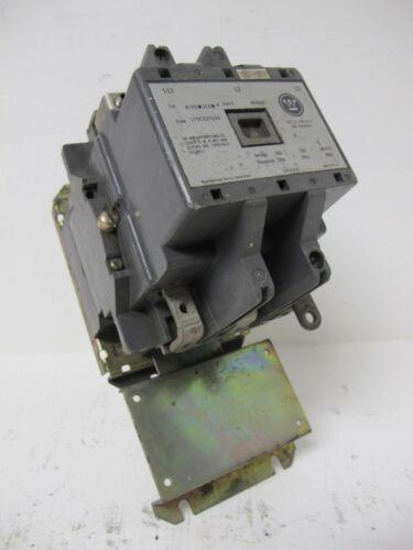 Westinghouse A200M3CXM Size 3 AC Contactor 480V Coil Sz3 90 A 50 HP 1790920G90