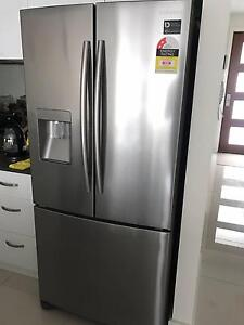 Samsung 533L French Door Refrigerator - Stainless Steel Greenacres Port Adelaide Area Preview