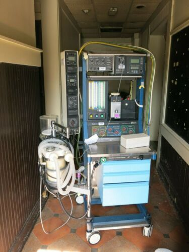 Ohmeda Excel 210 ANSI Anesthesia System