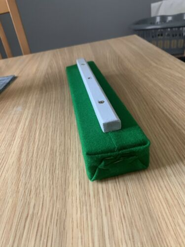 Snooker or pool napping block 12 Homemade