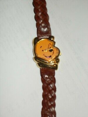 Vintage Timex Winnie the Pooh Disney Character Watch women Rare 90s Watch