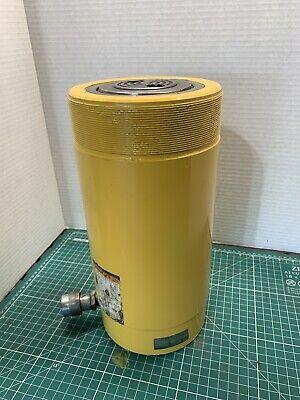 Enerpac Rc-1006 Hydraulic Cylinder 100 Ton 6 Stroke