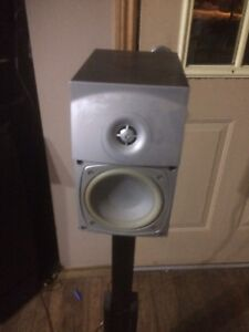 Energy Bookshelf Speakers And Stands