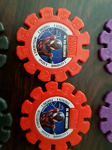 Kid aracnid marvel discs Earlwood Canterbury Area Preview
