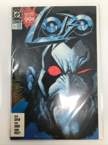 Lobo 1 of 4 Simon Bisley Keith Giffen Alan Grant DC Comics