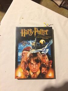 Harry Potter volume one never been opened