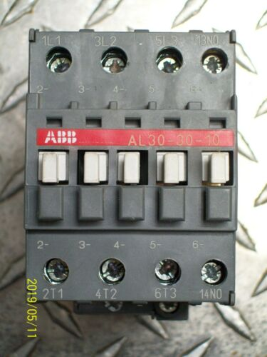 ABB Contactor  AL30-30-10 24V COIL