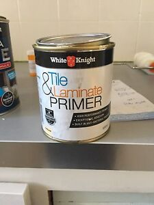 Tile and laminate primer. Free Stirling Stirling Area Preview